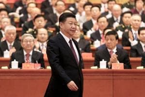 Xi Jinping endorsed for second term as president by China's Communist...