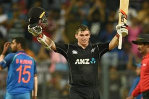 India vs New Zealand: Tom Latham says 2016 series a learning curve