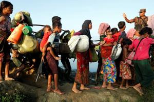 US withdraws military assistance from Myanmar over Rohingya violence