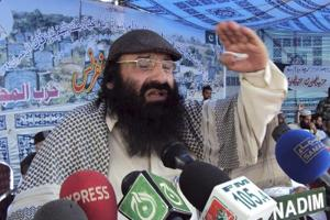 NIA arrests Hizbul leader Salahuddin's son in terror funding case