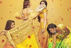 Veere Di Wedding first look: Kareena Kapoor, Sonam Kapoor are ready to...