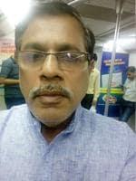 Shekharan Balan, 62, was forced to alight at Naigaon.