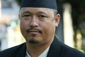 Barun Bhujel was a two-time councillor of Kalimpong municipality.