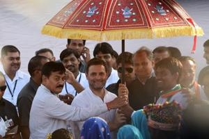 Buoyant Congress counts on getting caste calculus right in Gujarat