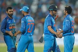 India vsNew Zealand: Hosts win by 6 wickets, level series 1-1