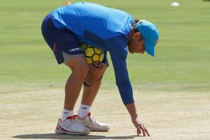 The pitch of the Maharashtra Cricket Association (MCA) Stadium in Pune came under the scanner after the curator Pandurang Salgaonkar was caught on camera agreeing to tamper the pitch.