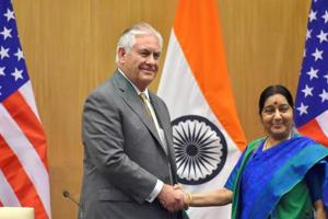 The success of Rex Tillerson's India visit will depend on deliverables