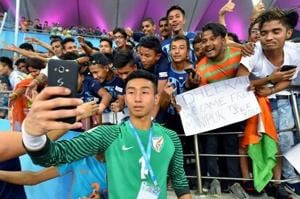 FIFA U-17 World Cup: Dheeraj Singh garners interest from 3 foreign clubs - Report