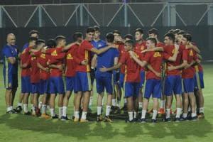 FIFA U-17 World Cup: Familiar rivals England, Spain seek uncharted territory