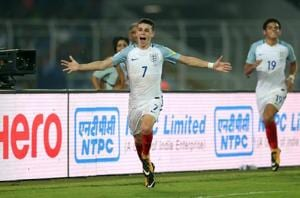 Phil Foden scored a brace as England came back from 2-0 down to win 5-2 against Spain in the FIFA U-17 World Cup final at Kolkata's Salt Lake Stadium. Get highlights of 2017 FIFA U-17 World Cup final between England vs Spain here.
