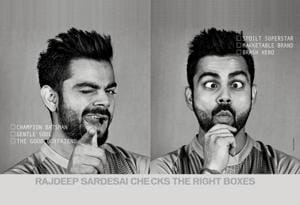According to Forbes' latest report on the brand value of sports stars, Virat Kohli has achieved another major milestone —of being the most marketable global cricketer!