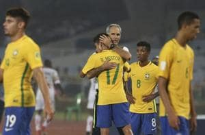 FIFA U-17 World Cup: Mali played but we won, says Brazil coach Carlos Amadeu