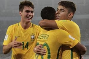 FIFA U-17 World Cup: Brazil score ugly 2-0 win over Mali in third-place playoff