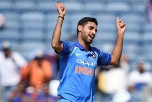 Pacer Bhuvneshwar Kumar has brought much success to the Indian cricket team recently.