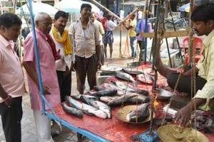 Availability of cheap fish had been the poll plank of several political parties like like Congress, the Aam Aadmi Party and the Goa Forward ahead of the February assembly polls.