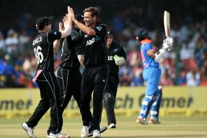 The Virat Kohli-led Indian cricket team was given a tough fight by New Zealand in the recently-concluded ODI series.