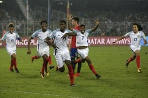 FIFA U-17 World Cup: Kolkata turned out to be a very lucky venue for...