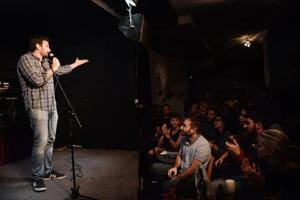 When in Greece, check out stand-up acts that find humour amidst...