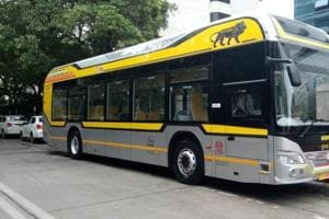 The MMRDA has ordered 25 hybrid electric buses, each costing Rs 1.61 crore, of which 10 have been delivered.
