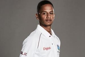 Shane Dowrich and Jason Holder rescue West Indies after Sikandar Raza...