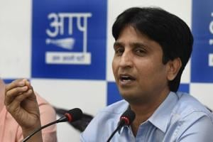 Kumar Vishwas, who is known for his oratory skills, has not been allotted a slot to speak at the council meet according to the agenda shared among the members. He had, in fact, anchored the last four such meets.