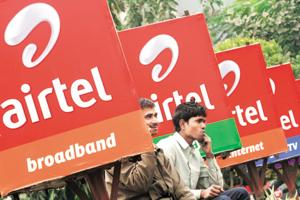 Bharti Airtel Q2 profit plunges 77% on tariff wars involving Reliance...