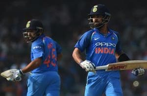 Why Virat Kohli and Rohit Sharma don't talk much while batting...