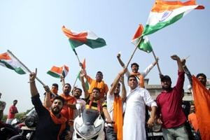 Bajrang Dal's 'reminder' about cow protection law, a sign for BJP govt...