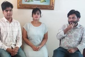 Producer Anand Gandhi, directors Khusbhoo Ranka and Vinay Shukla talk about their upcoming film An Insignificant Man.
