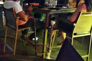 Hookah smoking was banned in non-smoking zones after the amendment to COTPA that prohibits smoking in public in May 2017.
