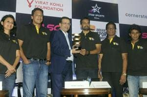 Gala sports awards night in Mumbai on November 11