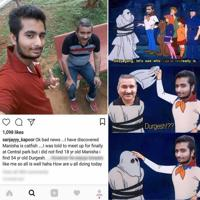 "Durgesh and his ""catfishing chronicles"" have become a butt of jokes on social media with people churning out vulgar memes"