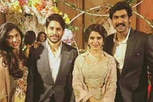 At Samantha Ruth Prabhu, Naga Chaitanya wedding reception, focus is on...