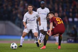 Antonio Conte blasts Chelsea after Roma rout in UEFA Champions League