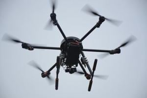 There would be 'no drone zones' that includes 50 kilometres from the international border, the draft morm says.