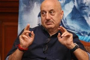 Actor Anupam Kher has been seen in two films set in Ranchi  — Ranchi Diaries and M.S. Dhoni: The Untold Story