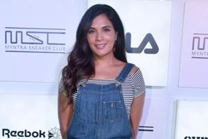 Actor Richa Chadha might take up a South African TV series.