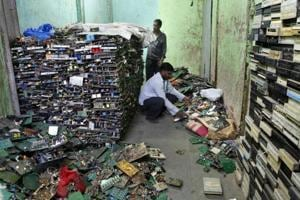Discarded gadgets often land up in makeshift workshops, where metal is extracted of them using the crudest methods releasing a range of toxic elements.