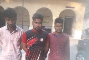 The police said the driver, identified as Gautam Tyagi, failed to produce the documents related to the car.