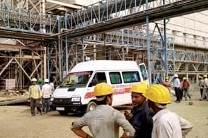 At least 20 people died in an explosion at government-run NTPC Unchahar power plant in Raebareli district on Wednesday.