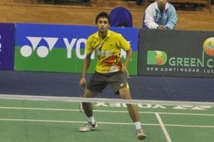 Sourabh Verma will make a come back at the China Open Superseries Premier.