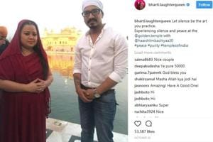 Neeta Lulla to design outfits for Bharti Singh's wedding using a...
