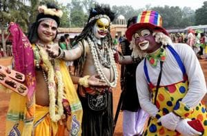 In pics| India in all its folk glory at Kalagram