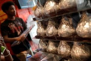 Hershey to invest $50 million to scale up India operations