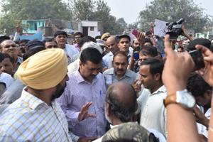 Kejriwal says 'pained' by Kathputli Colony demolition, assures...