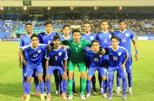 India thrashed 5-0 by Saudi Arabia in AFC U-19 Championship qualifier