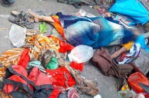 Three women were killed in stampede in Bihar's Begusarai district.