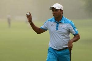 SSP Chawrasia is in a good position after the third round of the Panasonic Open.