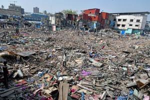 Mumbai civic body to raze 9,816 shanties along Tansa pipeline by end...