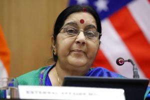 Sushma Swaraj asks Indian embassy in Kenya to send details of...